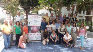 taller voluntarios acogida en agaete 13.6.2017