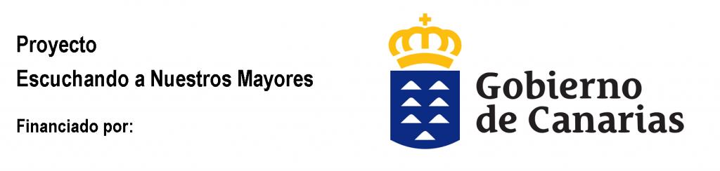 Logo Gobcan proyecto mayores alargado